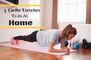 5 Cardio Exercises