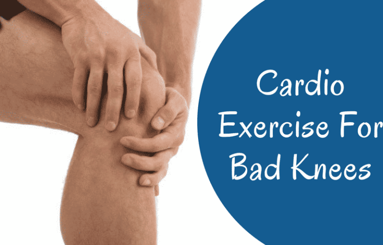 Cardio Exercise for Bad knees