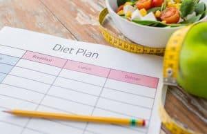 cardio diet plan